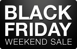 BLACK FRIDAY WEEKEND SALE!!