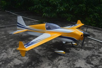 "Skywing Edge 540 ARF 105"" Gul"
